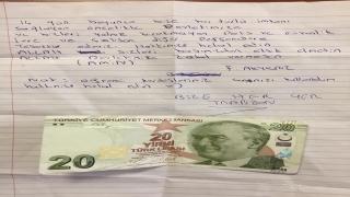 Karantinanın ardından yurtlarda duygulandıran mektupları kaldı