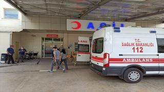 Adana'da hakkında uzaklaştırma kararı aldıran market çalışanı kadını iş yerinde öldüren zanlı intihara kalkıştı