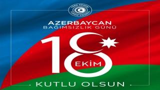 Türk Konseyinden Azerbaycan'ın Bağımsızlık Günü mesajı: