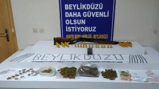 Uyuşturucu operasyonunda yakalanan şüpheli tutuklandı