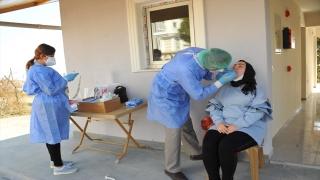 Samsun'da huzurevi sakinleri koronavirüsten sıkı tedbirlerle korunuyor