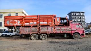 Turşu bidonundan mazot deposu yapılan kamyonun sürücüsüne 11 bin lira ceza
