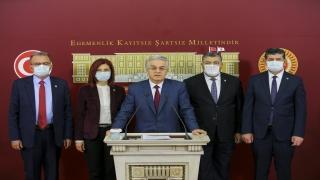 """CHP'li Kuşoğlu: """"Ulaştırma ve Altyapı Bakanlığı, Sayıştay bulgularını izah etmeli"""""""