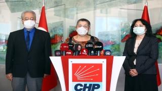 CHP Genel Başkanı Kılıçdaroğlu, Türk Tabipleri Birliği heyetini kabul etti:
