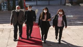 CHP Genel Başkanı Kılıçdaroğlu, SOL Parti heyetiyle görüştü