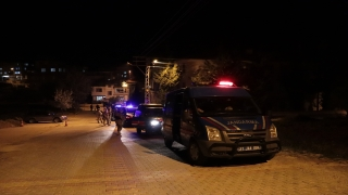 Hatay'da göçmen kaçakçılığı ve uyuşturucu operasyonunda 7 şüpheli tutuklandı