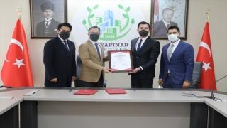 Diyarbakır'da Kayapınar Kaymakamlığı, Kovid19 Güvenli Hizmet Belgesi almaya hak kazandı