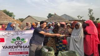 Türk hayırseverler 700 Nijeryalı iftarda buluşturuyor