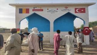 Türkiye Diyanet Vakfının Çad'daki ramazan yardımları sürüyor