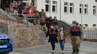 Gaziantep'te PKK/KCK'ya yönelik operasyonda gözaltına alınan 5 kişiden biri tutuklandı