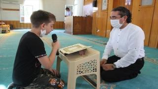 Osmaniye'de Kur'an kurslarında yüz yüze eğitim başladı