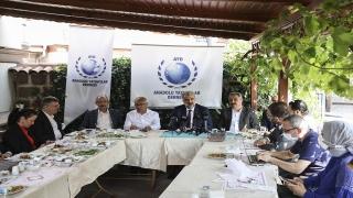 """AK Parti İstanbul İl Başkanı Kabaktepe, """"Anadolu Sohbetleri""""nde konuştu:"""