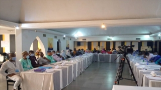 TİKA'dan Gambiya'daki sağlık çalışanlarına acil müdahale eğitimi