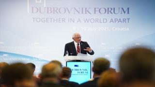 AB Temsilcisi Borrell, 14. Dubrovnik Forumu'nun açılışında konuştu: