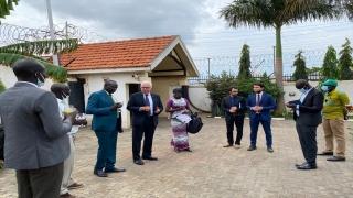 Türkiye'nin Cuba Büyükelçiliğinden, Türkiye-Güney Sudan diplomatik ilişkilerinin 10. yıl dönümünde resepsiyon