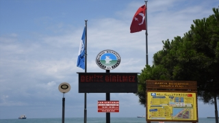 Bartın ve Düzce'de denize girişlere izin verilmiyor