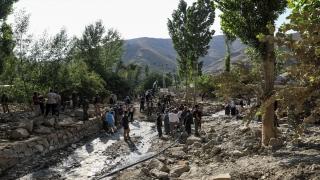 Çevre ve Şehircilik Bakan Yardımcısı Suver, Başkale'deki sel bölgesinde incelemelerde bulundu: