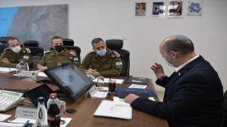 """İsrail Başbakanı Bennett'ten """"İran'a karşı tek başımıza harekete geçebiliriz"""" açıklaması"""
