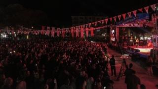 Manisa'da Beşibiryerde Turizm ve Sanat Festivali sona erdi