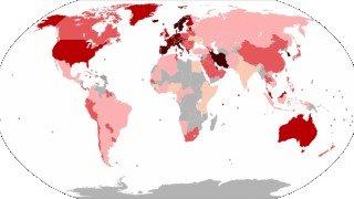 Dünya genelinde Kovid19 tespit edilen kişi sayısı 10 milyon 250 bini geçti