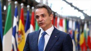 Yunanistan Başbakanı Miçotakis: Türkiye ile görüşmeye hazırız