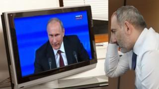 Putin'den Ermenistan'a soğuk duş