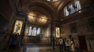 İstanbul'daki Kariye Camii 30 Ekim'de cuma namazı ile ibadete açılacak