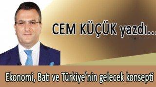 Ekonomi, Batı ve Türkiye'nin gelecek konsepti