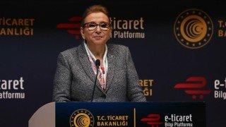 Türkiye'de e-ticaret hacmi 226,2 milyar liraya yükseldi
