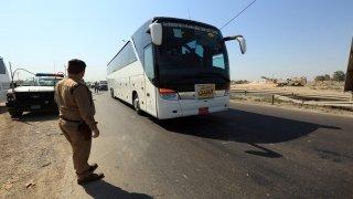 Irak'taki Türk vatandaşlarının yurda dönüşleri devam ediyor