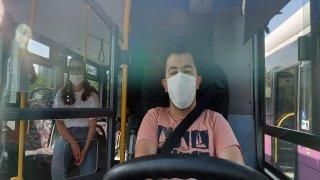 Otobüs şoförlüğü hayali olan otizmli gence belediyeden sürpriz