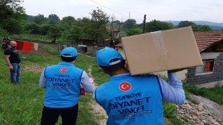 TDV'den Bosna Hersek'teki ihtiyaç sahiplerine ramazan yardımı