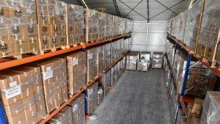 Tarım Kredi 4 ayda kurumlara 700 bin gıda kolisi temin etti