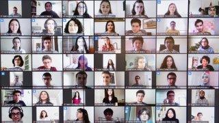 Milli Eğitim Bakanı Selçuk, fen lisesi öğrencileriyle buluştu