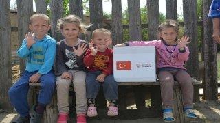 Türkiye'den Ukrayna'ya ramazan ve Kovid19 yardımı