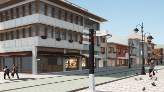 Eyüp Sultan Meydanı ve çevresini düzenleme çalışması başlatıldı