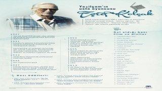 "(Hazır 25 Mayıs) GRAFİKLİ ""Hakiki filmlerin rol yapmadan oynayan jönü: Eşref Kolçak"""