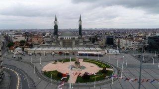 İstanbul sokakları bayramın 2. gününde de sessizliğini korudu