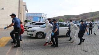 Çankırı merkezli uyuşturucu operasyonunda 9 şüpheli yakalandı