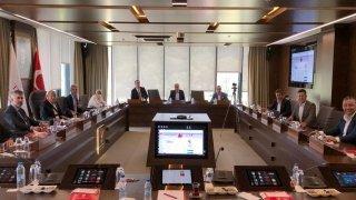 TFF ile 2. ve 3. Lig Kulüpler Birliği, değerlendirme toplantısı yaptı