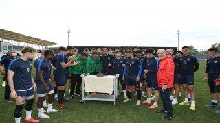 Osmanlıspor, Adana Demirspor maçı hazırlıklarını sürdürdü