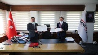Spor Toto ile Gölbaşı Belediyesi iş birliği anlaşması imzaladı