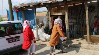 Siirt Vefa Sosyal Destek Grubu üyelerinden şehit aileleri ve gazilere ziyaret