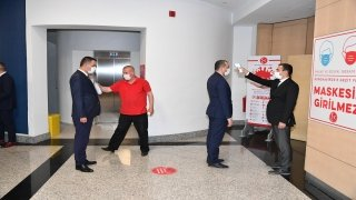 MHP Genel Başkanı Bahçeli, il başkanlarıyla bir araya geldi