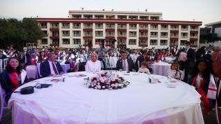 9. Uluslararası Öğrenciler Mezuniyet Töreni