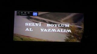 """41. Üsküp Yaz Festivali'nde """"Selvi Boylum Al Yazmalım"""" filmi gösterildi"""