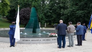 """""""Bosna Hersek Savunmasıİgman 2020"""" törenlerle başladı"""