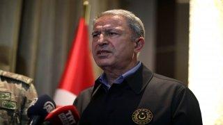 Milli Savunma Bakanı Akar, Libya ziyaretine ilişkin değerlendirmelerde bulundu: