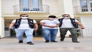Muğla'da Rus turistlerin kaldığı evden hırsızlık yapan zanlı tutuklandı