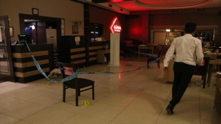 Kütahya'da restoran sahibi silahlı saldırıda yaralandı